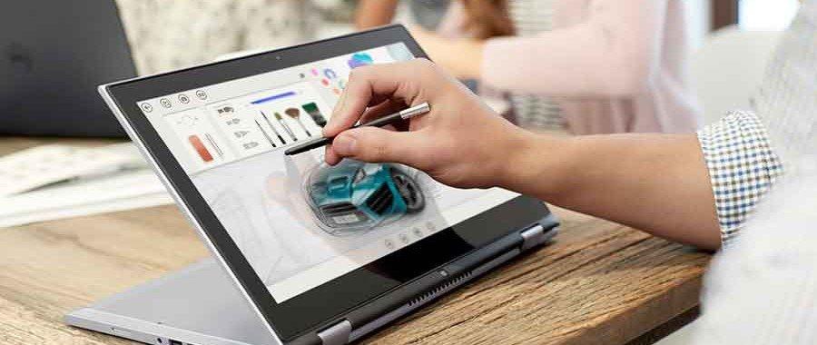 Variando entre tablet e notebook, os 2 em 1 podem ser boas escolhas.