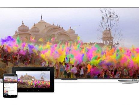 As Smart TVs com o sistema operacional do Google já são realidade
