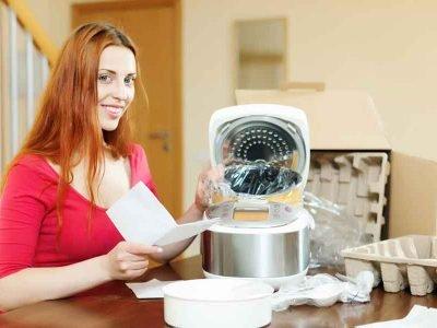 Como usar panela de pressão elétrica?