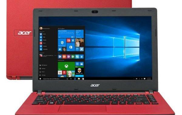 Conheça as principais vantagens do novo lançamento da Acer.