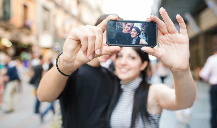 câmera celular