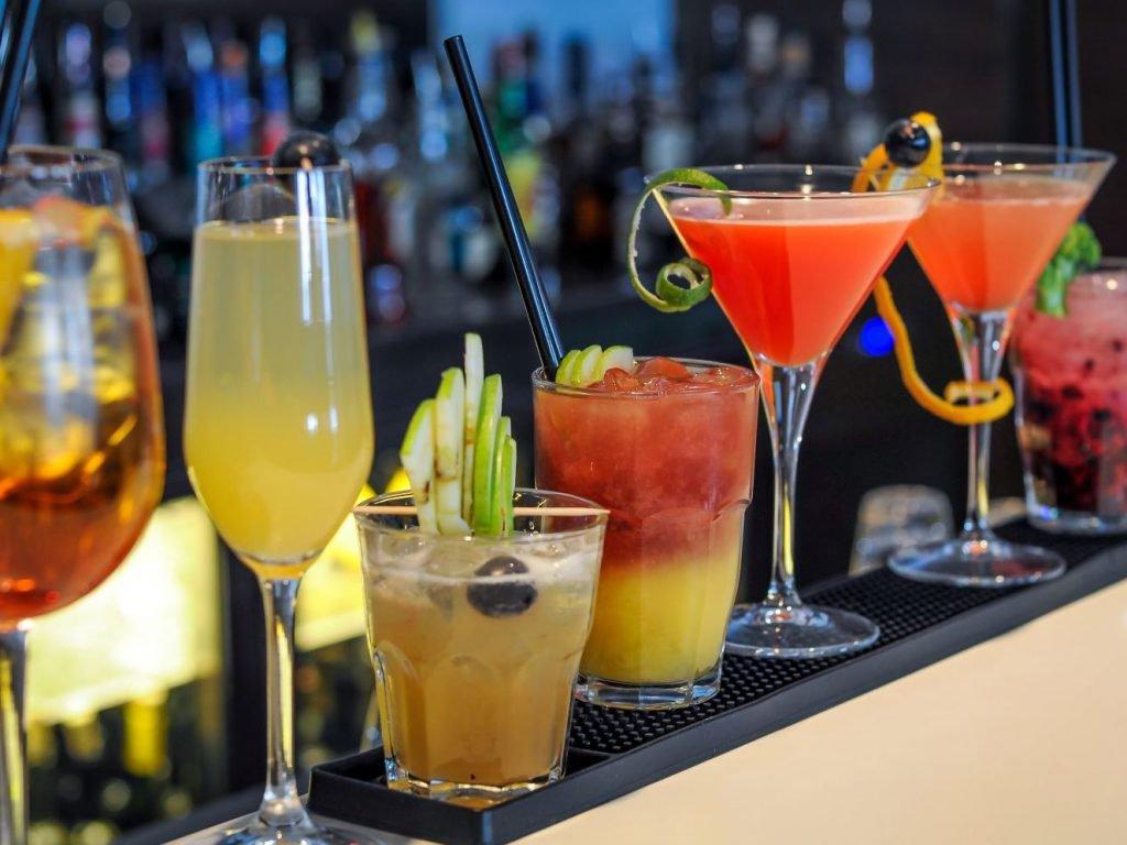 Receitas de Drinks do momento